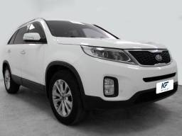 Kia Sorento 2.4 EX2 Branco 2013 Automático Completo