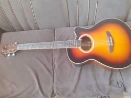 Um violão