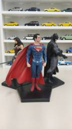 Batman Superman Mulher Maravilha iron studios