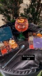 Kit especiaria Gin