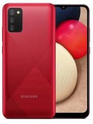 Troco Samsung A02S em IPhone Menos de 1 Mês de Comprado
