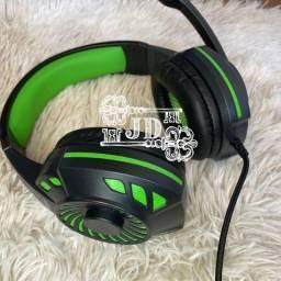 Headset tecdrive- para PC, Xbox, PS3 e PS4