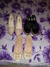 Calçados femininos 37