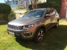 jeep compass longitude 4x4 diesel - bem cuidado
