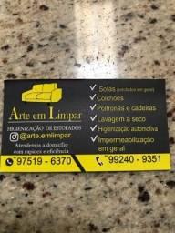 LAVAGEM E IMPERMEABILIZAÇÃO SOFÁS, POLTRONAS , COLCHÕES