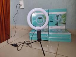 Ring light 8 polegadas