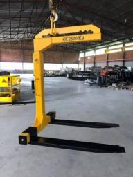 Garfo Porta Palete 2500 kg