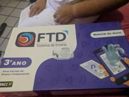 Kit FTD, Sistema de Ensino