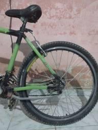 Bicicleta monaco com marcha