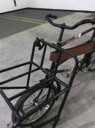 Bicicleta Caloi Gallo Cargueira 1973