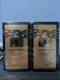 Vendo perfume Antonio banderas lacrado 100% original