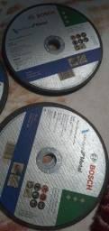 Vendo 06 disco corte 7polegadas