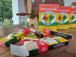 Palha Palheiro Marley Paiol pacote com 10 maços