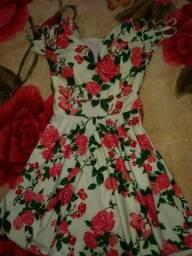Vestido floral p