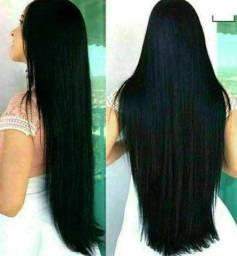 Promoção cabelos humano