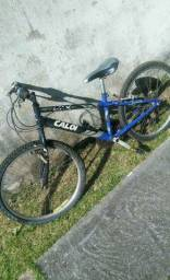 Bike semini nova Caloi aro 24