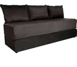 Bicama sofá cama Lindas cores + FRETE GRÁTIS