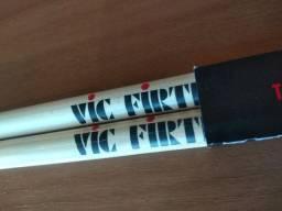 Baqueta Vic Firth Hichory 7A
