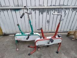 Duas bicicletas Antigas Ergométricas para restaurar