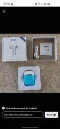 Fones i12 TWS Bluetooth