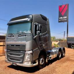 Volvo FH-500 Globetrotter Ano:19/20 6x4