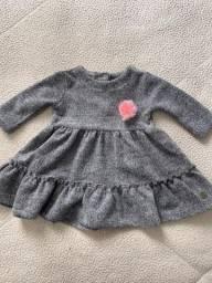 Vestido Infantil - Paola Da Vinci - Tam P
