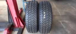Pneu  - Pirelli ressolado a frio 265/65r17 Scorpion