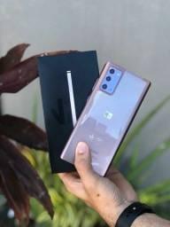 Samsung Note 20 5G Lacrado Garantia