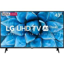 Smart TV 43'' LG 43UN7300 Ultra HD 4K