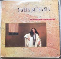 Disco de Vinil Maria Bethania