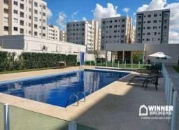 Apartamento com 2 dormitórios à venda, 47 m² por R$ 240.000,00 - Jardim América - Maringá/
