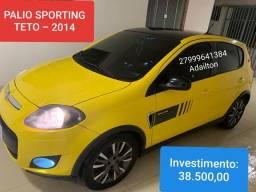PALIO SPORTING COM TETO 2013/2014