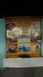 Trayle food truck venda ou troca