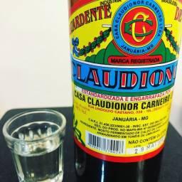 Cachaça Claudionor (A legítima de Januária)