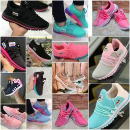 Vendo tênis fila e adidas top ( 115 com entrega)