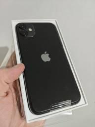 Iphone 11 de 64gb Preto. Aberto para conferência