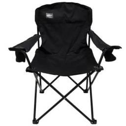 Cadeira Camping Nautika Pandera Preta
