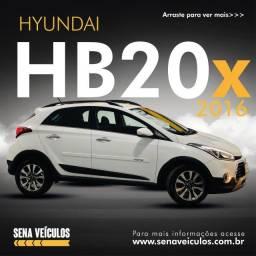 Hb20x Premium  1.6  Automático 2016-2016