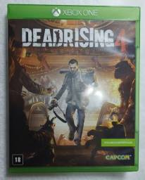Jogo Dead Rising 4 para Xbox one