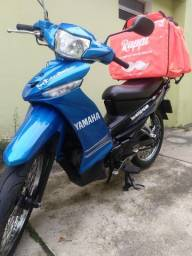 Yamaha Crypton 115 cc ano 13/14