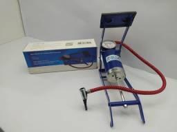 Bomba de ar pedal ir-blue