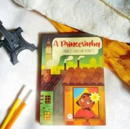 Livro A princesinha ( Livro clássico)