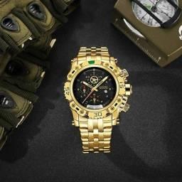 Relógio masculino ORIGINAL( frete grátis)
