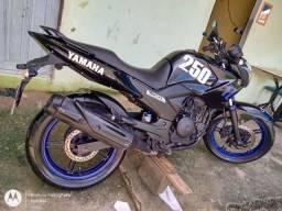 Troco Fazer 250cc 2012/2013