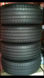 Vd 04pneus 195/55 R15 pirelli Seminovos
