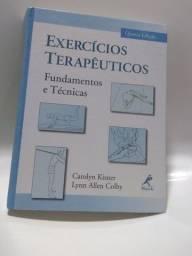 Livro Exercícios Terapêuticos  fundamentos e técnicas