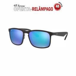 Óculos De Sol Ray-Ban Chromance RB4264 Polarizado