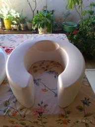 Acento de vaso para deficiente