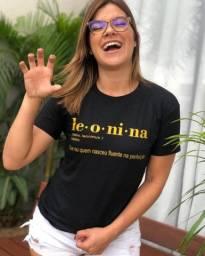 T-shirt signo Leonina