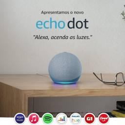 Alexa Echo Dot 4 Assistente Virtual Amazon